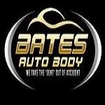 Bates Auto Body San Bernardino CA 92408-1401 Logo. Bates Auto Body Auto body and paint. San Bernardino CA collision repair, body shop.