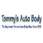 Tommy's Auto Body Hayward CA 94541-4931 Logo. Tommy's Auto Body Auto body and paint. Hayward CA collision repair, body shop.