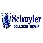 Schuyler Collision Repair Lompoc CA 93436 Logo. Schuyler Collision Repair Auto body and paint. Lompoc CA collision repair, body shop.