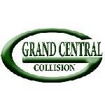 Grand Central Collision Bellingham WA 98229 Logo. Grand Central Collision Auto body and paint. Bellingham WA collision repair, body shop.