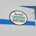 Greenway Auto Body Yakima WA 98901-2130 Logo. Greenway Auto Body Auto body and paint. Yakima WA collision repair, body shop.