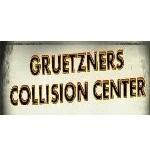 Gruetzner's Collision Center ELGIN TX 78621 Logo. Gruetzner's Collision Center Auto body and paint. ELGIN TX collision repair, body shop.