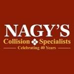Nagy's Collision Wadsworth Wadsworth OH 44281 Logo. Nagy's Collision Wadsworth Auto body and paint. Wadsworth OH collision repair, body shop.