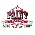 Paint Solutions, Inc. Countryside IL 60525 Logo. Paint Solutions, Inc. Auto body and paint. Countryside IL collision repair, body shop.