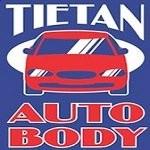 Tietan Auto Body Walla Walla WA 99362-4328 Logo. Tietan Auto Body Auto body and paint. Walla Walla WA collision repair, body shop.