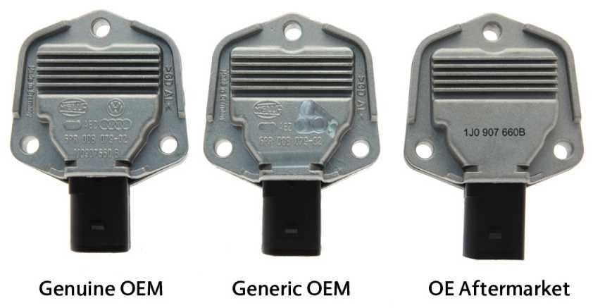 see the difference in OEM vs AFTERMARKET