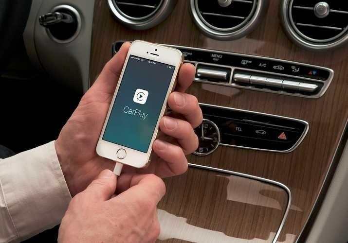 CarPlay with iPhones