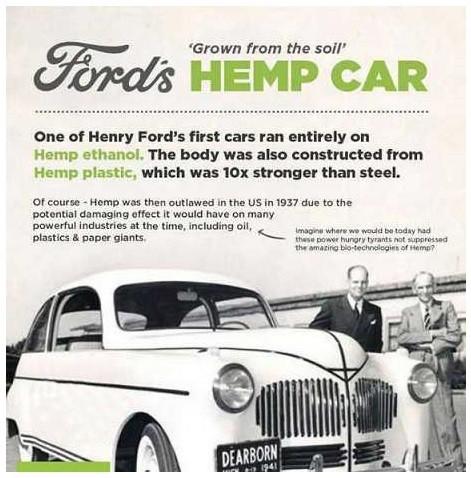 Ford's Hemp