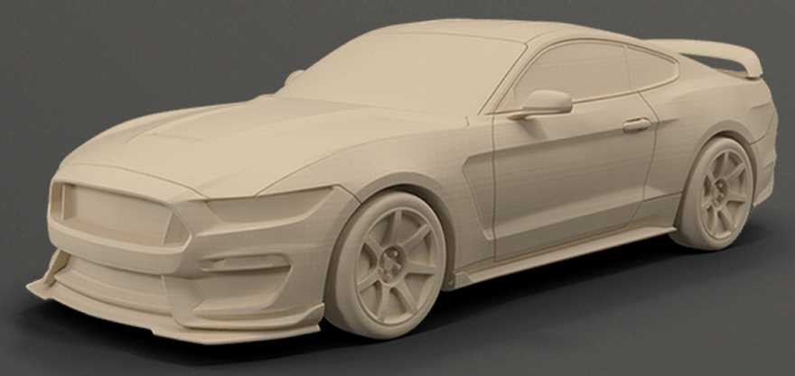 3D Printed Cars are going to be part of our future!