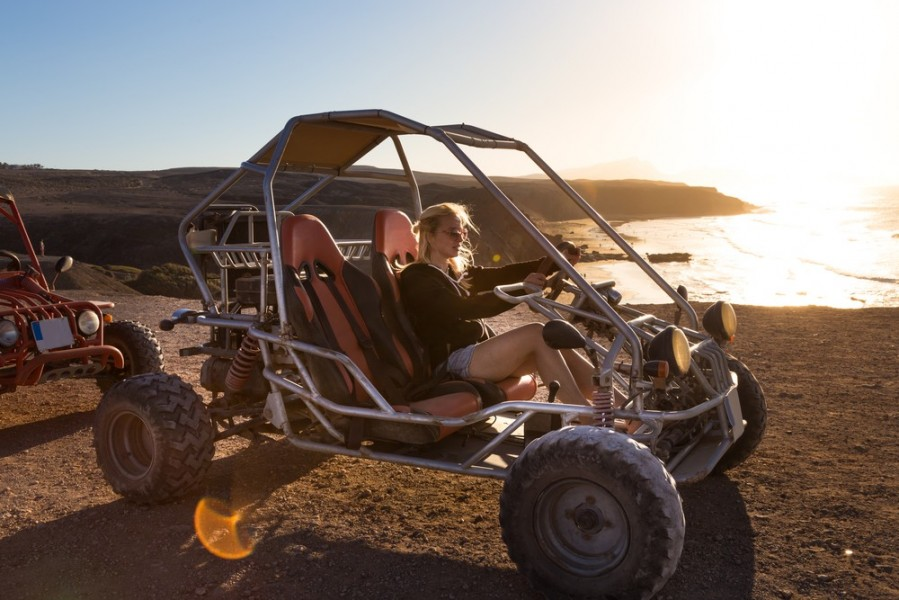 Article - The History of the Dune Buggy