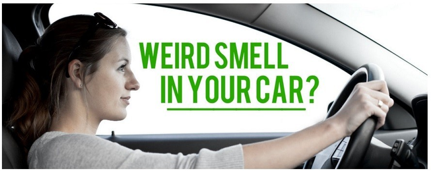 Weird Smells in the Car