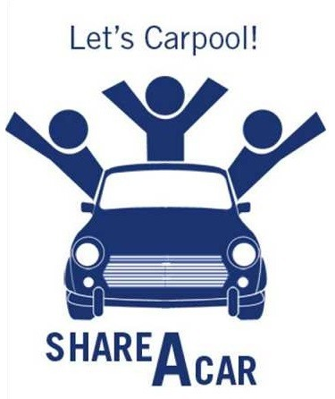 Carpooling has many benefits!