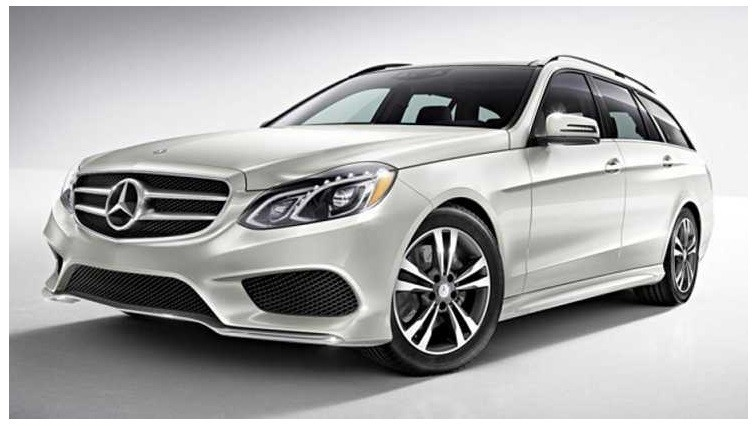 2016 Mercedes-Benz E350 4Matic Wagon