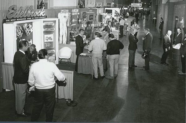 First SEMA tradeshow in 1967