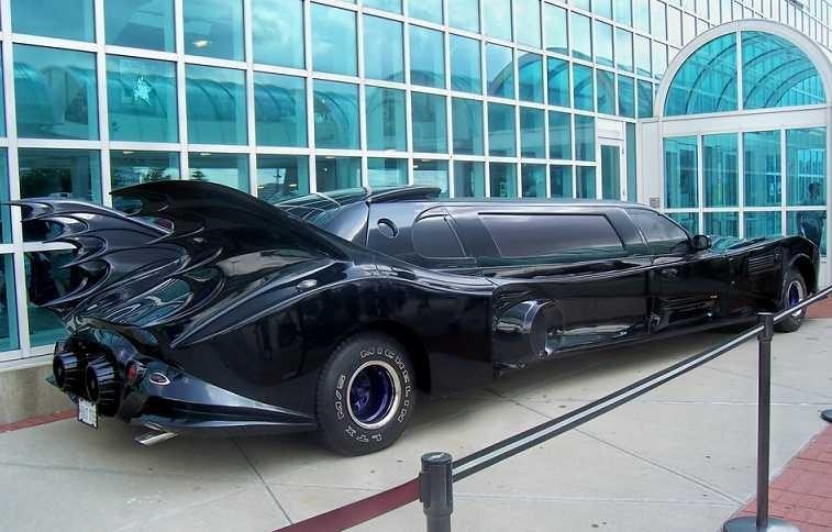 Batmobile Limousine