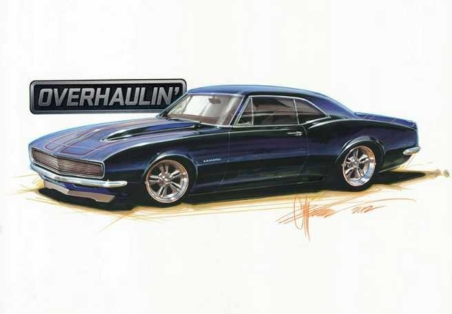 Overhaulin' by Chip Foose