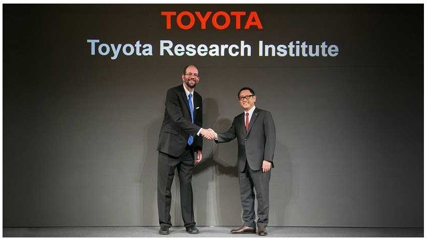Paving New Roads with the Toyota Research Institute