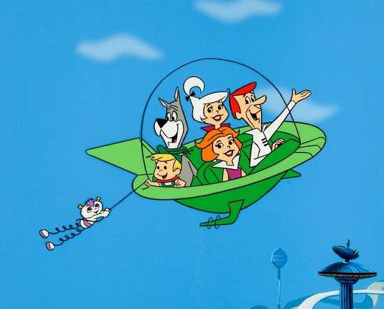 Jetsons' Space Car