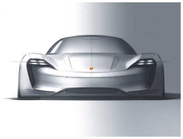 The Porsche Mission E