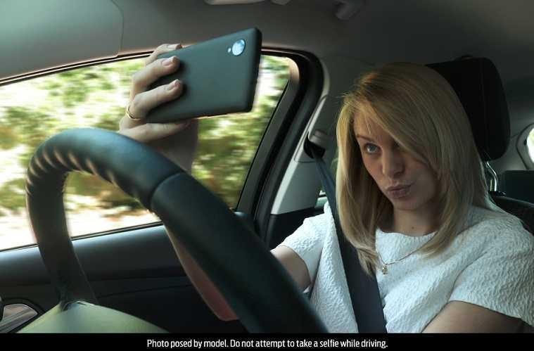 Stop taking selfies