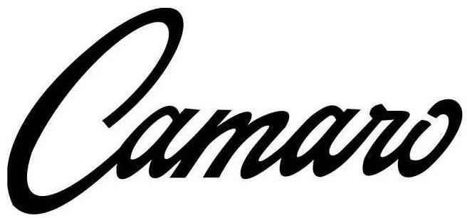 The Camaro Logo