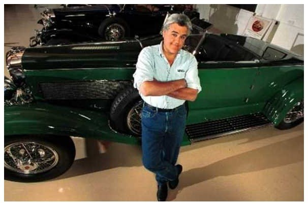 Jay Leno and His Collection
