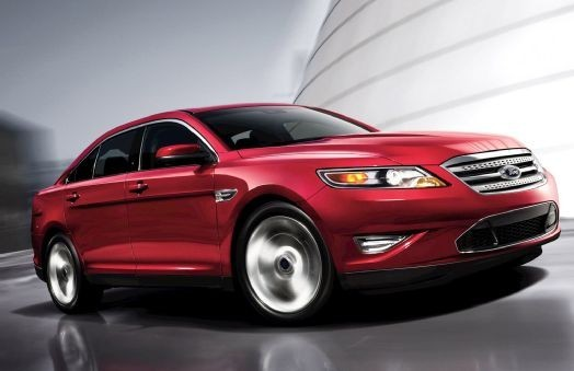 Ford recalled Taurus half shaft