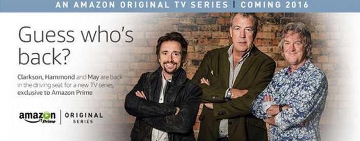 Top Gear on Amazon