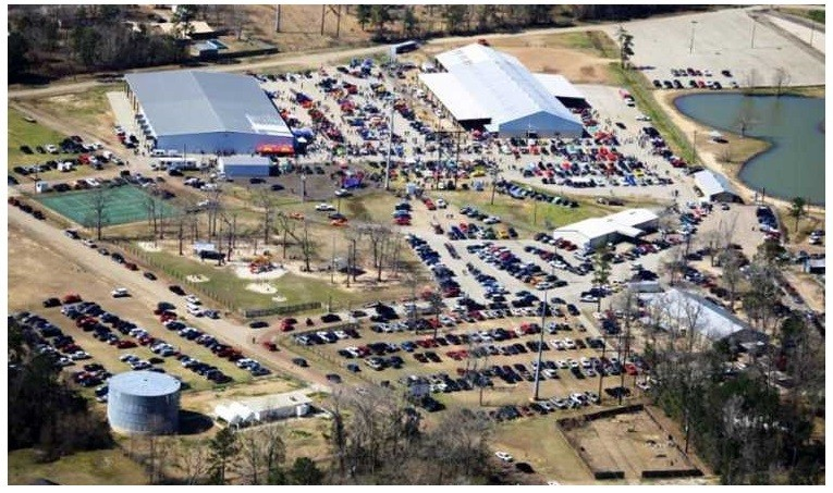 The Annual Texas Hoedown Car Show