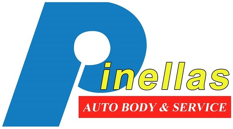Pinellas Auto Body & Service Logo