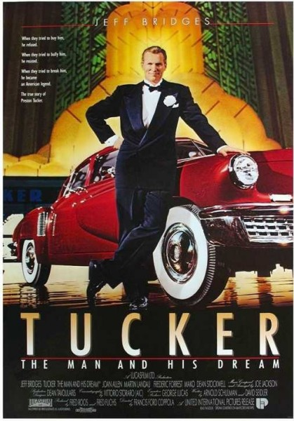 Tucker Movie Poster