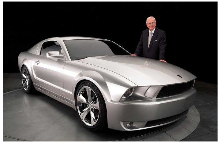 Lee Iacocca's Ford Mustang