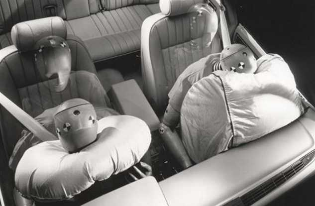 The difference from real vs fake airbags