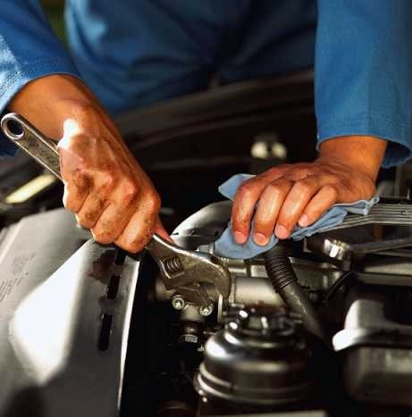 Whether you do it yourself or hire a pro, remember to get your vehicle repaired!