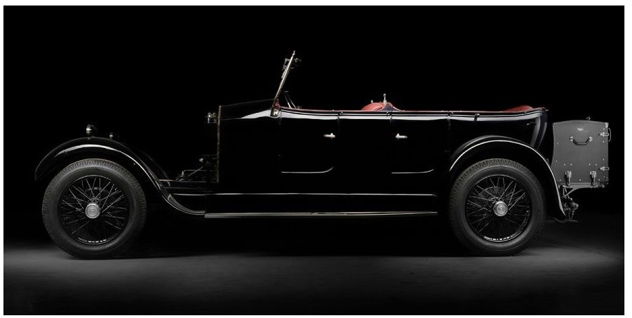 1928 Rolls Royce Tourer