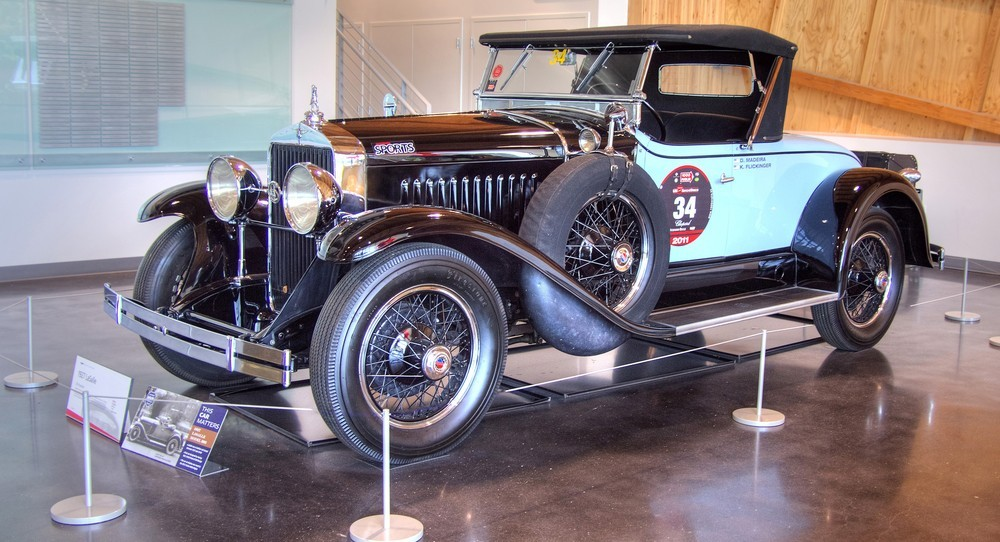 Article the swope auto museum for Swope motors elizabethtown ky