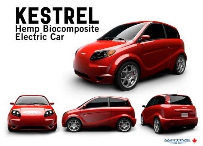 Kestre Car