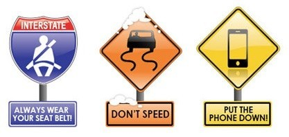 Defensive Driving Steps
