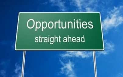 Look for new opportunities
