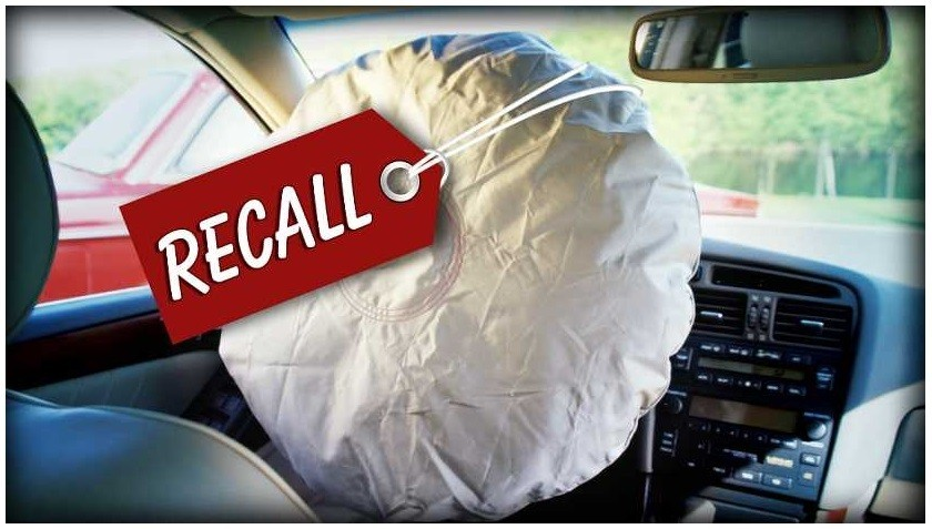 More Recalled Airbags