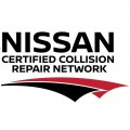 The Nissan Certified Collision Repair Network is the Only Way to Go