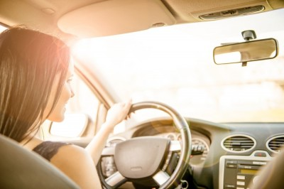 AutoBody-Review driving in the sun can be a glaring problem