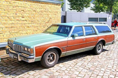 Auto Body Review The History of the American Station Wagon