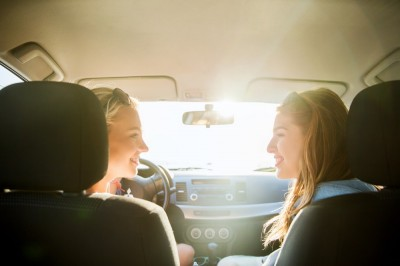 Auto Body Review Teenage Drivers with Passengers likely to drive Dangerously