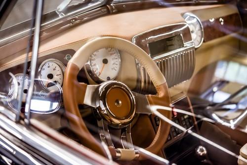 Average cost to restore a classic car