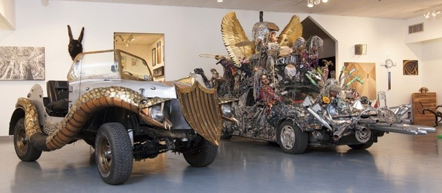 Art Car Museum >> Article The Art Car Museum In Houston Texas