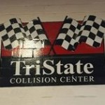 TriState Collision Center Columbia MD 21045 Logo. TriState Collision Center Auto body and paint. Columbia MD collision repair, body shop.
