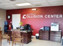 Our body shop's business office located at Panama City, FL, 32405 is staffed with friendly and experienced personnel.