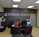 Our body shop's business office located at Pelham, AL, 35124 is staffed with friendly and experienced personnel.