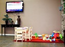 Joe Hudson's Collision Center - Tomball wants your family to enjoy our waiting room and all the fun for your kids.